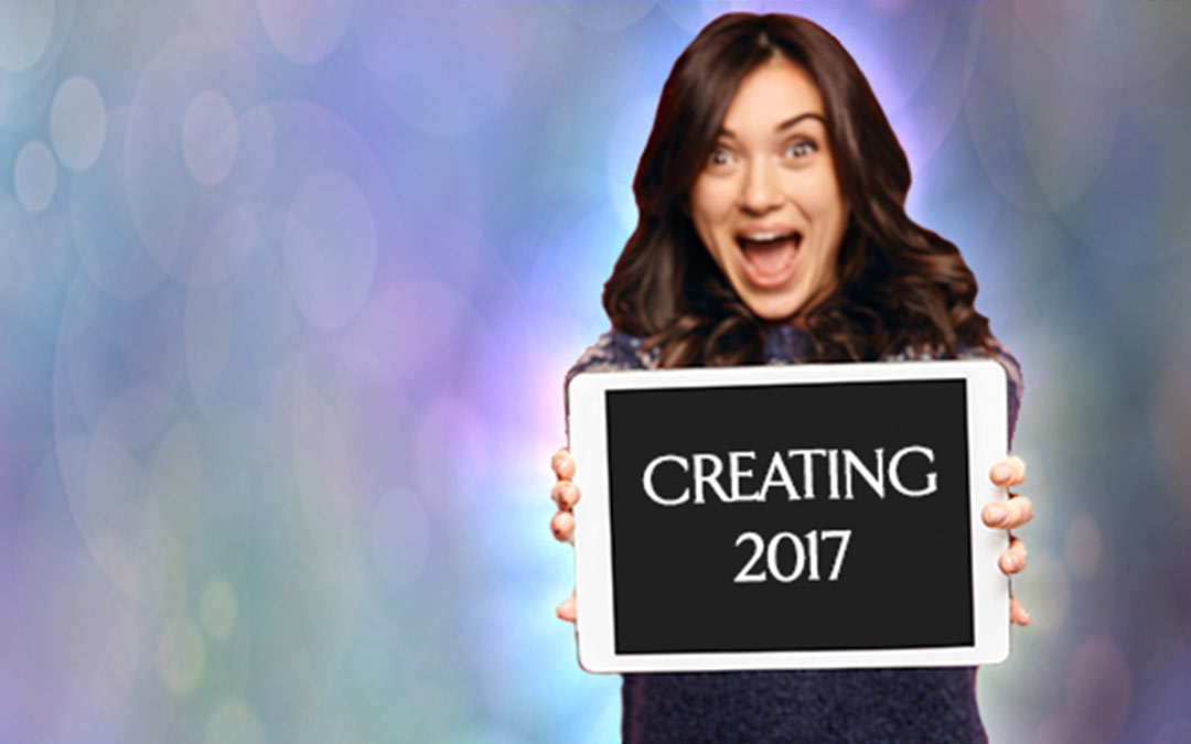 Creating 2017 – Part 1: Why New Year's Resolutions FAIL?
